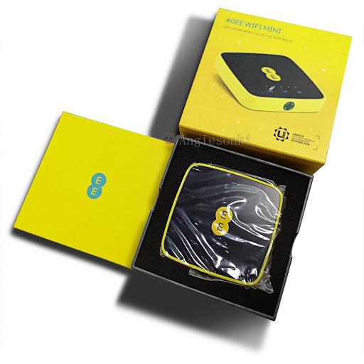 ראוטר סלולרי ALCATEL EE 4G