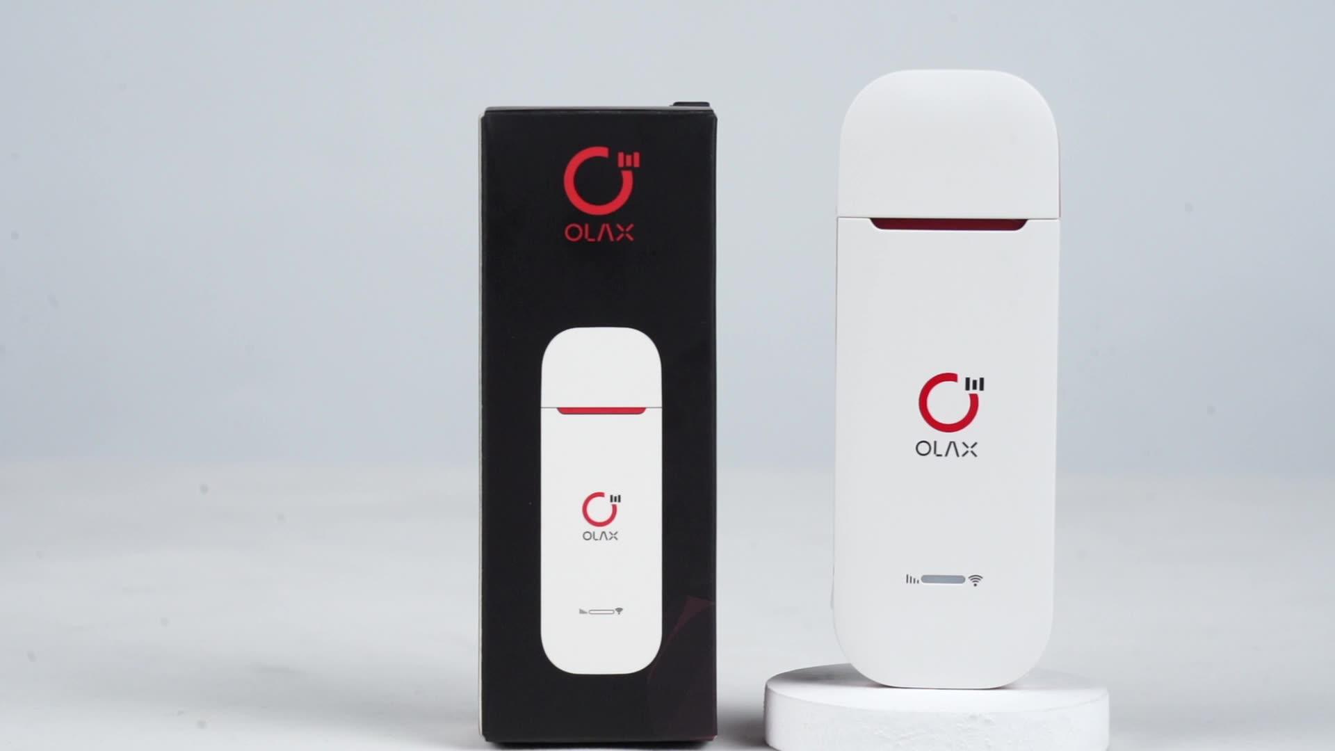 מודם סלולרי 4G OLAX U90 כולל WIFI