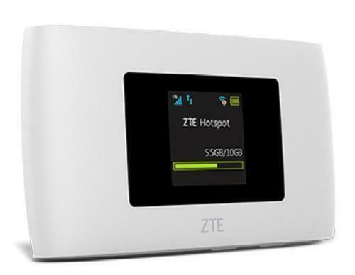 ראוטר סלולרי  4G ZTE MF920VS